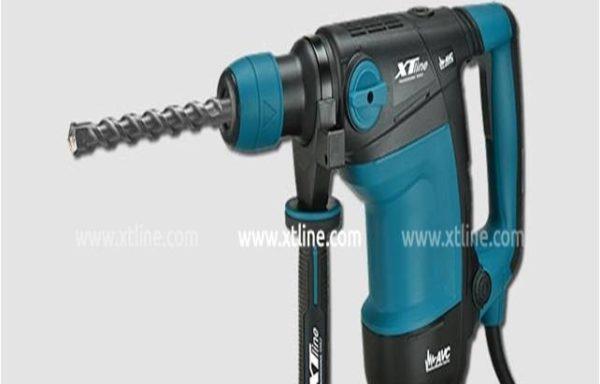 XTLINE MŁOTOWIERTARKA SDS MAX 1100W 7J 300 – 760 OBR./MIN